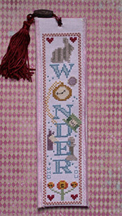 wonder bookmark from ship's manor