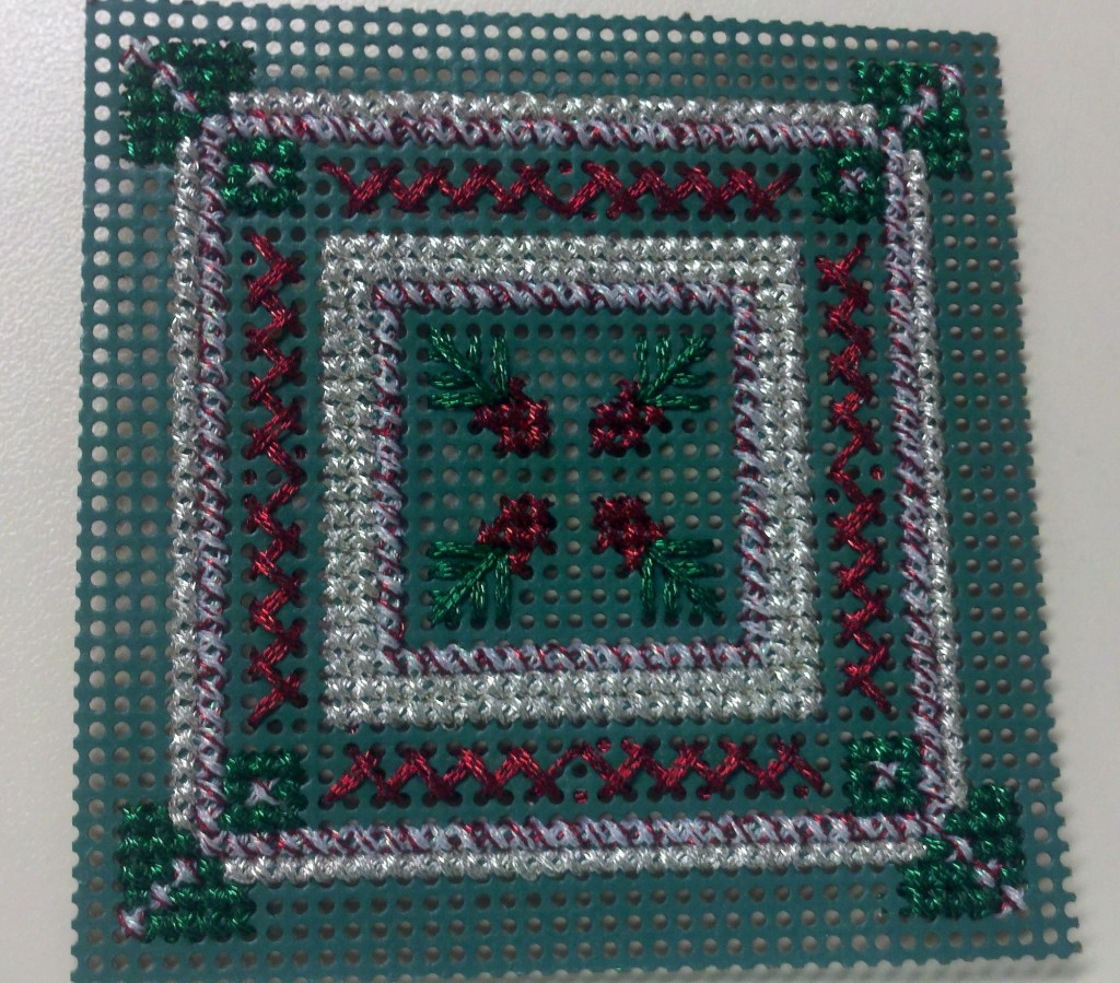 OrnamentClub1CrossStitchedbyKat