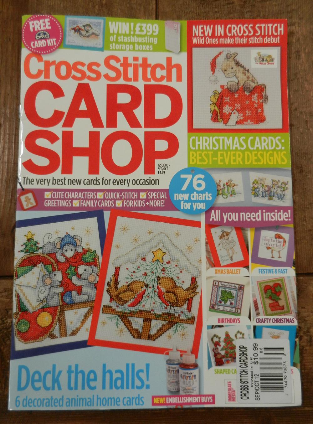 Cross stitch online shop