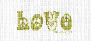 Green-Retro-Love-Stitched-by-Vicki