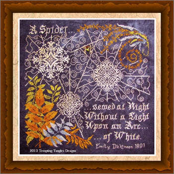Arc-of-White-Cross-Stitch