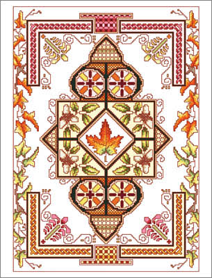 Celtic-October-Vickery-Collection-Cross-Stitch