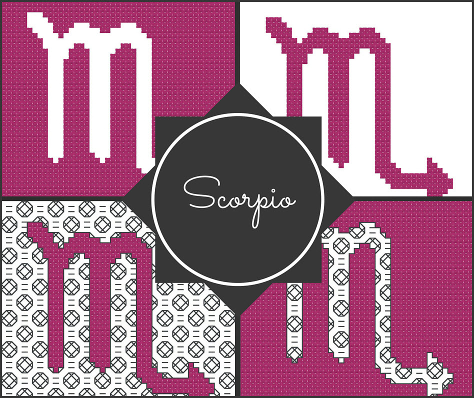 preview of scorpio patterns