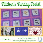 Stitcher's Sunday Social Link Party
